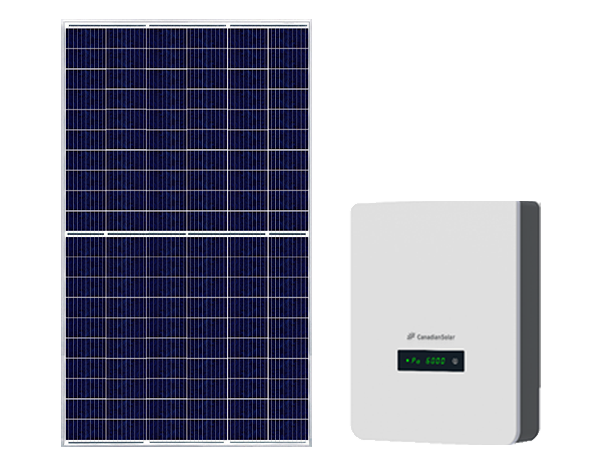 DISTRIBUTED SOLAR POWER SYSTEM